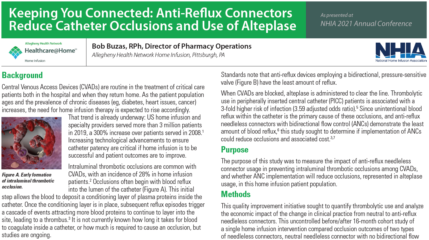 Image of Buzas Keeping You Connected Research Poster